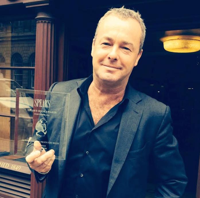David Yarrow at Spears Book Awards