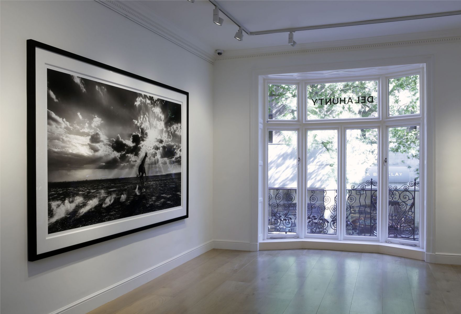 New Work Goes On Show At Delahunty Fine Art Gallery In Mayfair, London