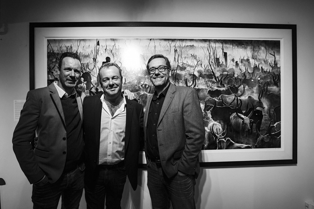 David Yarrow at Kunsthuis 10