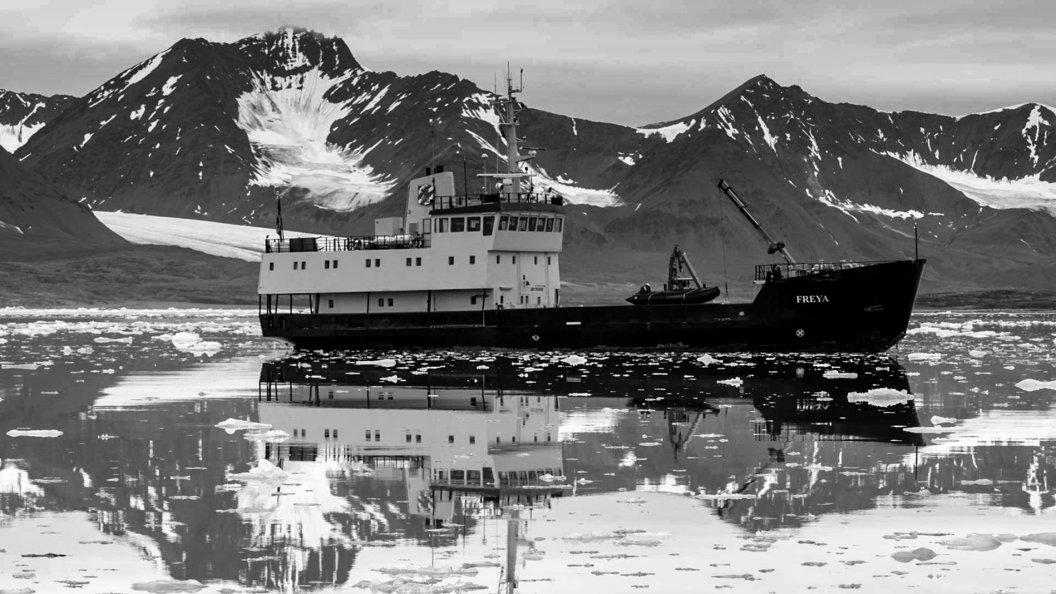 Svalbard Photography Tour – 19 June, 2017