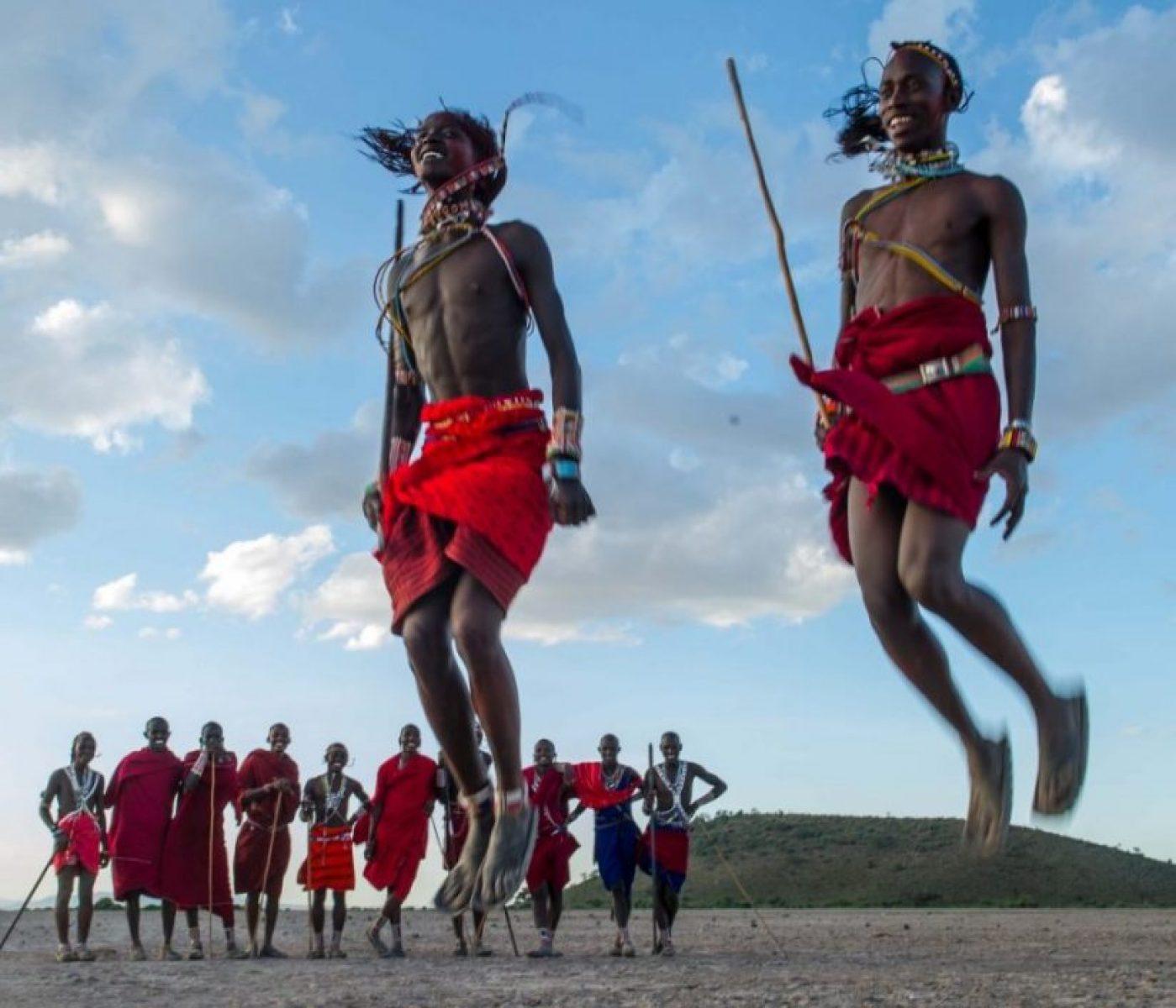 The Adumu – Kenya