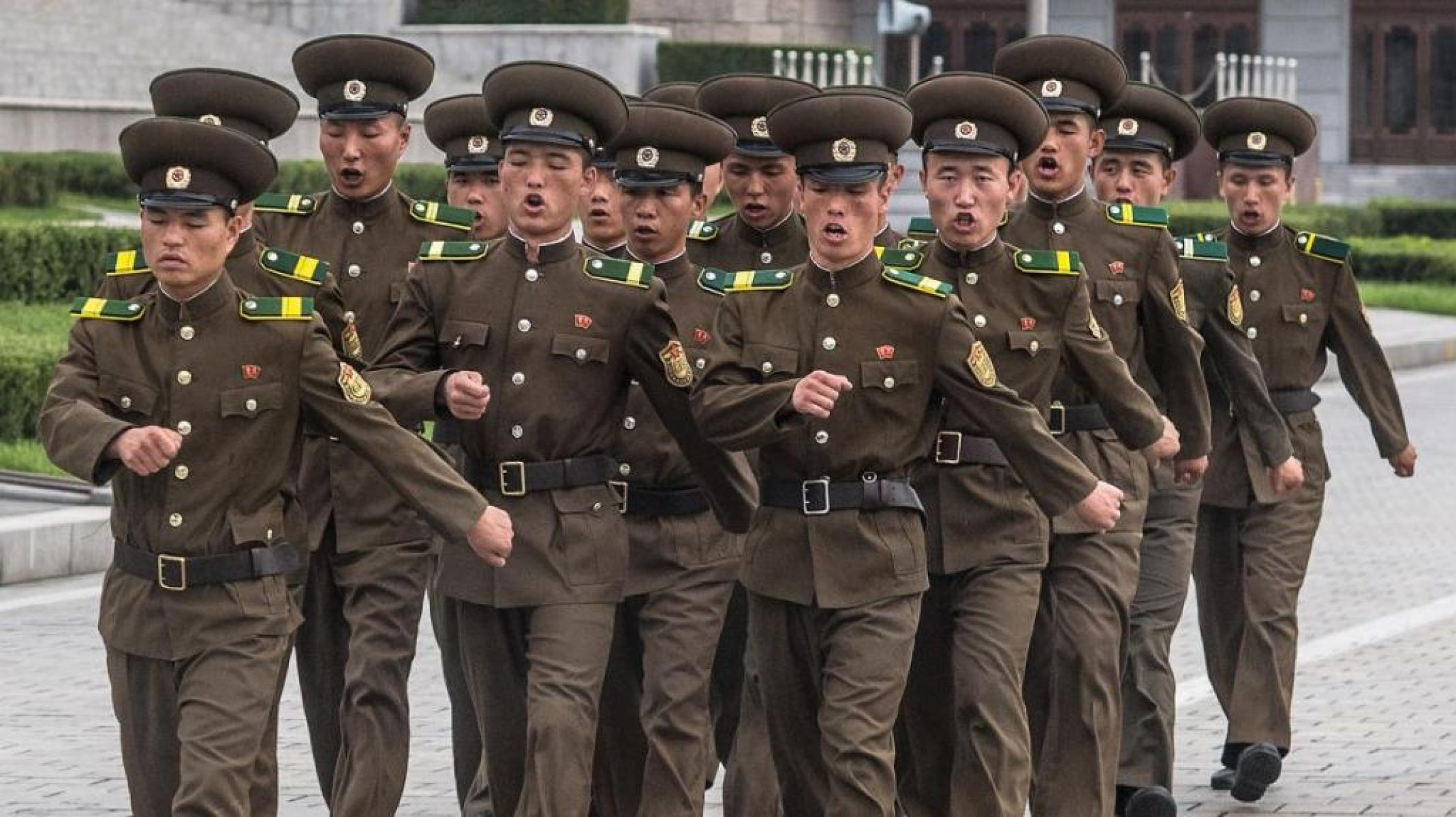 Inside The Hermit Kingdom – The Sunday Times