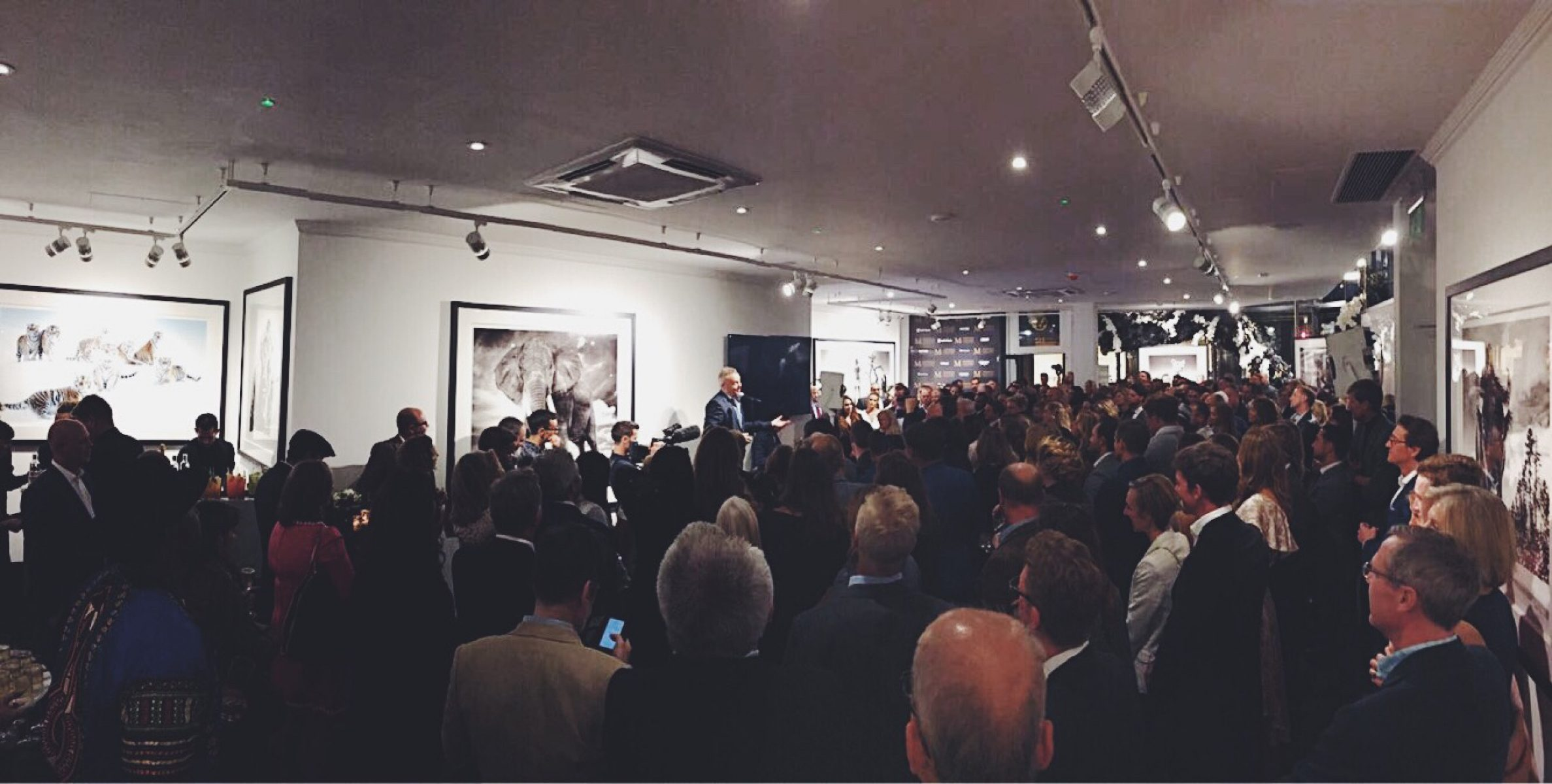 Maddox Gallery Launch A Huge Success