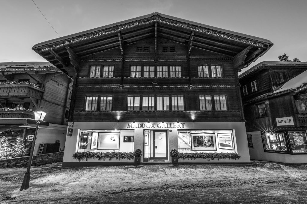 Maddox Gallery - Gstaad